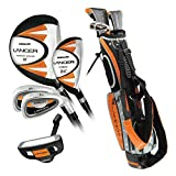 Intech Lancer Junior Golf Club Set (RH Orange Ages...