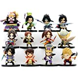 Dynasty Warriors / Shin Sangoku Musou 5 Mini Figures Vol. 2 BOX Set of 12