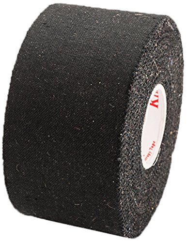 Mpowered Baseball Professional Baseball Bat Tape (32 Rolls), Black by M^POWERED BASEBALL
