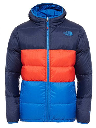 The North Face Boy's Reversible Moondoggy Down Jacket