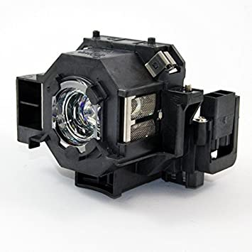 E-LP36 SW-LAMP Replacement Lamp EH-TW480 EH-TW550 EX3210 EX3212 EX5210 EX6210 EX7210 H428A H428B H429A H431A H432A H433A H433B H435B H435C H436A H518A H534B with Housing for ELP-LP67