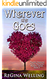 Wherever She Goes (Psychic Seasons: A Cozy Romantic Mystery Series Book 4)