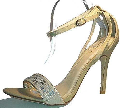 Ouvert 3 W Gold Hohenlimburg Bout Beige Femme tq8TZq