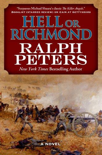 Hell or Richmond: A Novel (The Battle Hymn Cycle Book - Capitals Series Washington Player