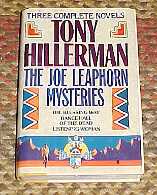 The Joe Leaphorn Mysteries: The Blessing Way, Dance Hall of the Dead, Listening Woman