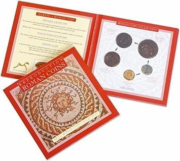 Reproduction Roman Coins Set