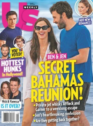 [US Weekly Magazine, Single Issue, July 10, 2017, Issue 28] (10 Weekly)