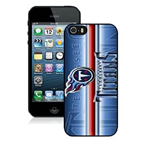 NFL Tennessee Titans iPhone 5 5S Case 028 NFLIPHONE5SCASE87 by kobestar