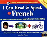 I Can Read and Speak in French, Maurice Hazan, 0071440461