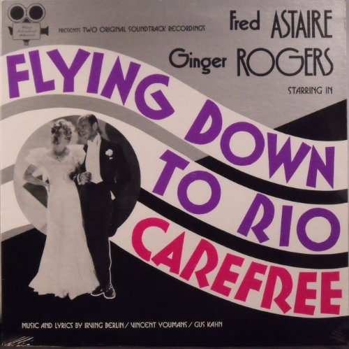 flying down to rio / carefree LP