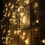 Quntis Window Curtain String Light Waterproof 13ft X - Best Reviews Guide