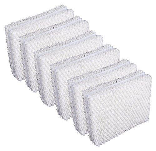 BestAir ALL-1, Duracraft Universal Replacement, Paper Wick Filter, 7.2'' x 1.9'' x 9.6'', 6 pack by BestAir