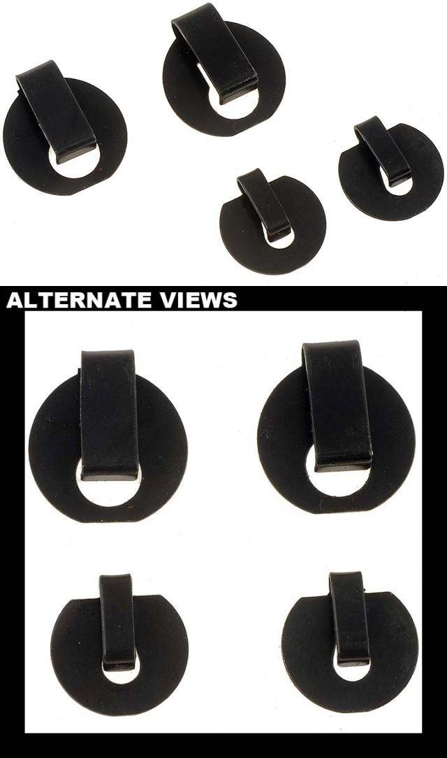 APDTY 01104 Circular Linkage Clip Assortment
