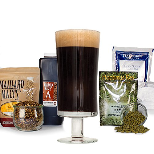 Chocolate Milk Stout - Homebrew Beer Recipe Kit - Malt Extract, Ale
