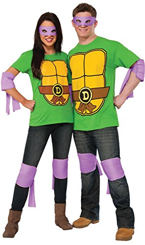 Ninja Accessory Kit (Rubie's Costume Co Tmnt Donatello Unisex Acc)