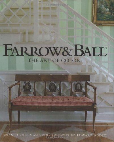 Farrow & Ball: The Art of Color: Art of Colour