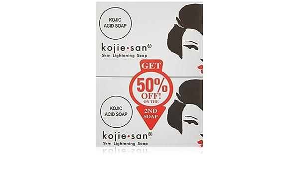 Amazon.com : Jabon Aclarador De La Piel - Jabon Blanqueador Para La Cara y Piel - Paquete De 2 Jabones : Beauty