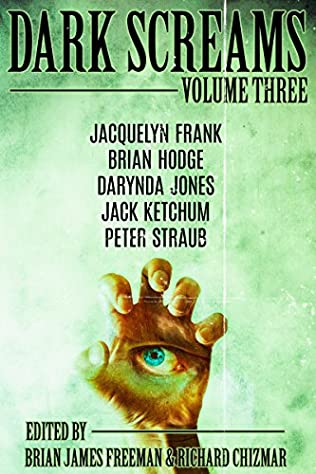book cover of Dark Screams: Volume Three