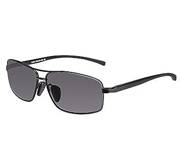 Mode Rechteck UV-Schutz Sonnenbrillen,143mm-Brown