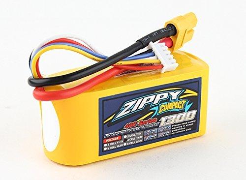 B00TDCDK58 Zippy Compact 1300mAh 4s 40c Lipo Pack 51OouHRi0kL
