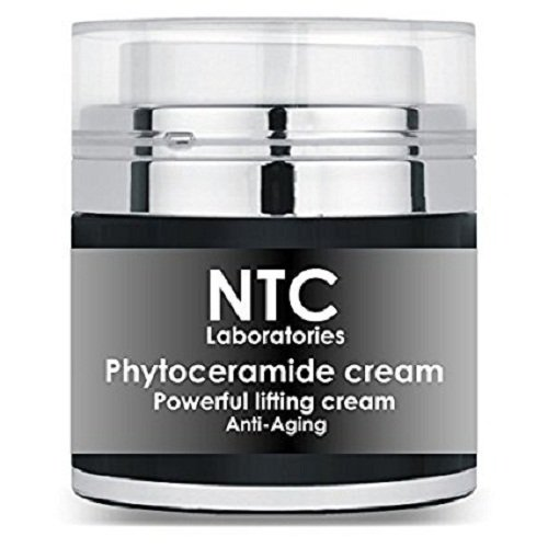 Ultimate Anti Aging Formula - Phytoceramides Facial Cream with Natural Ceramides, Rosemary & Balm Mint, Hyaluronic Acid and Retinol for Perfect Hydration and Eternal Youth