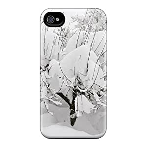 Premium Trees Dressed In Snow Covers Skin For Iphone 6