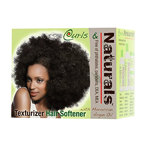 Curls & Naturals Text Curl Kit (The Best Texturizer For Natural Hair)