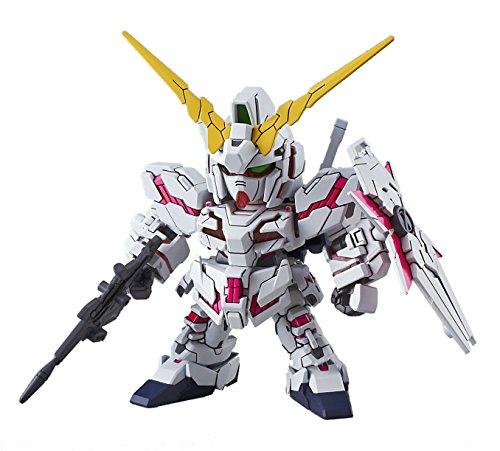 Bandai Hobby SD EX-Standard 005 (Destroy Mode) Gundam Unicorn Model Kit ()