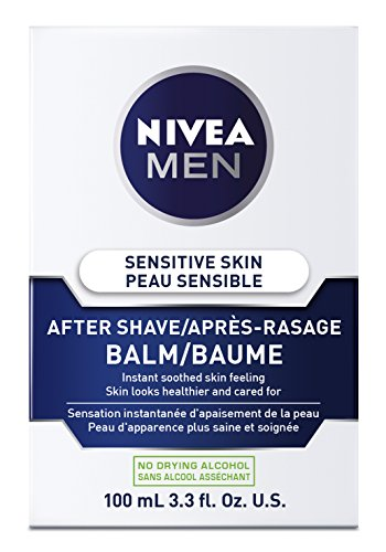 Nivea Men Sensitive Post Shave Balm 3.30 Ounce