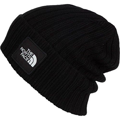 肌負荷通行人(ザ ノースフェイス) The North Face レディース 帽子 ニット Logo Boxed Cuffed Beanie [並行輸入品]