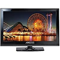 AXESS TV1701-13 13.3 LED AC/DC TV Full HD with HDMI and USB