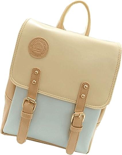 Gran Mango moda al aire libre bolsa mochila mochila para portátil bolso de mano suave bolso