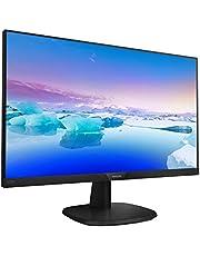 223V7QHAB 21.5IN FHD 1920x1080 5ms 10M:1 IPS VGA/HDMI Speakers 2W x2 VESA100