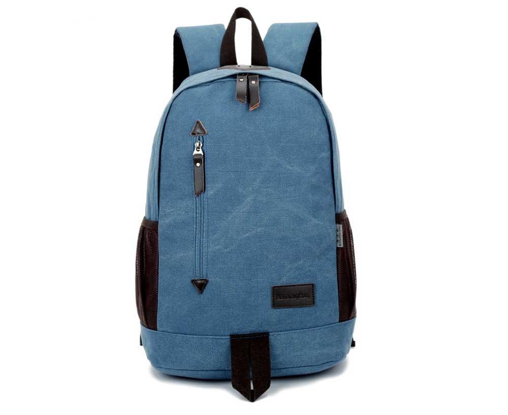 FangYOU1314 Mochila de lona de mochila multifunción más bolso de lona computadora mochila casual 3cd238