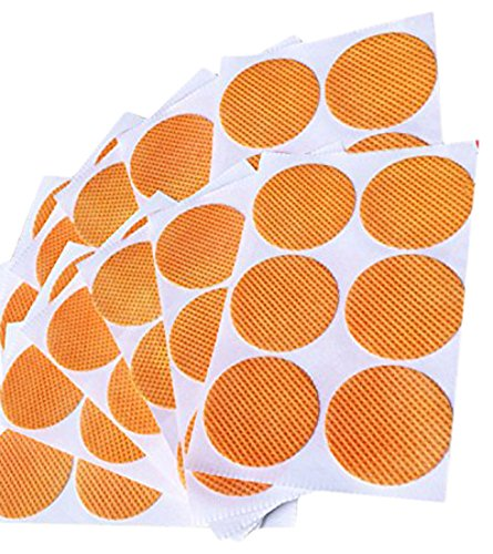 (Mosquito Repellent Patch / Resealable 60 Units / Premium Japan natural essential plant oils /100% Natural Mosquito Repellent / Simply Apply to Skin and)