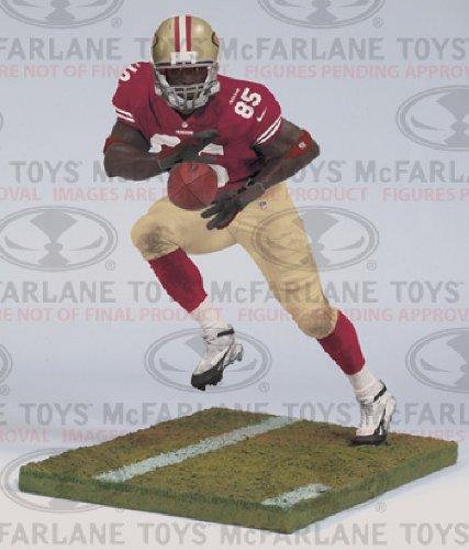 - McFarlane Toys NFL Series 32 Vernon Davis-San Francisco 49ers Action Figure