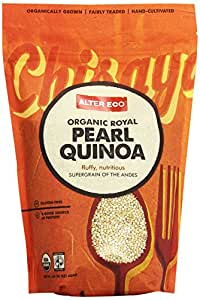 Alter Eco - Organic Royal Pearl Quinoa - 1 lb