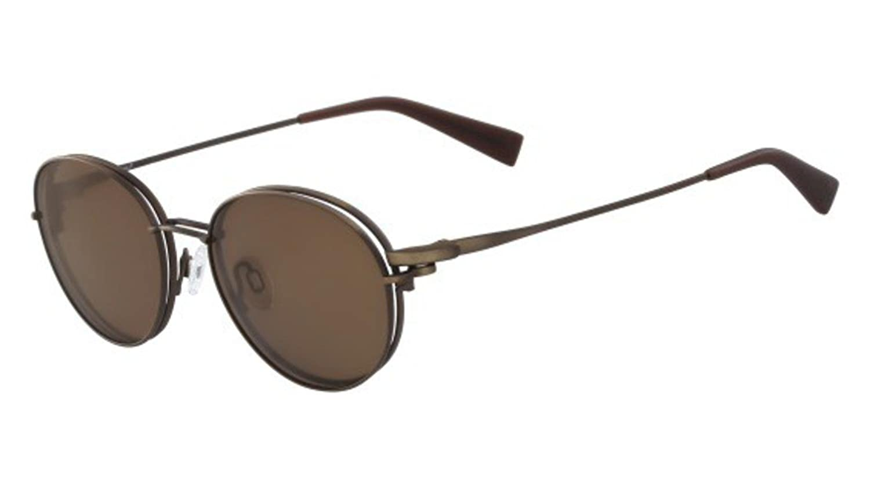Eyeglasses FLEXON FLX905 MAG-SET 208 ANTIQUE ASH BROWN