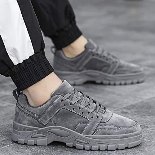 LOVDRAM Stiefel Männer Herbst Mode Mode Mode Männer Schuhe Wilde Sport Casual Männer Segeltuchschuhe Winter Laufen Mode Schuhe b3030e