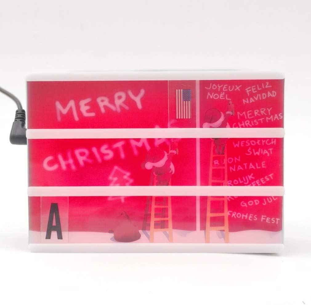 Amazon.com: Sanyan Color Changing&Flash - Caja de luz LED ...
