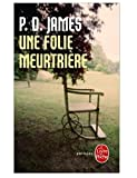 Image de Une Folie Meurtriere (Ldp Policiers) (English and French Edition)