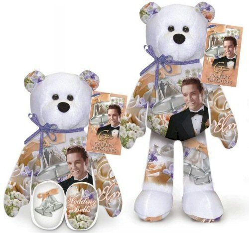 Elvis Presley Wedding Bells Bear # 017