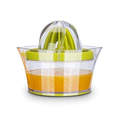 BESTONZON Exprimidor manual de cítricos Exprimidor de limón para naranjas Limones Uvas Frutas