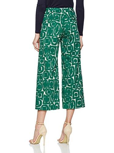 Seventy 1970 Pantalón Tobillero  Verde Claro ES 36 (IT 40)