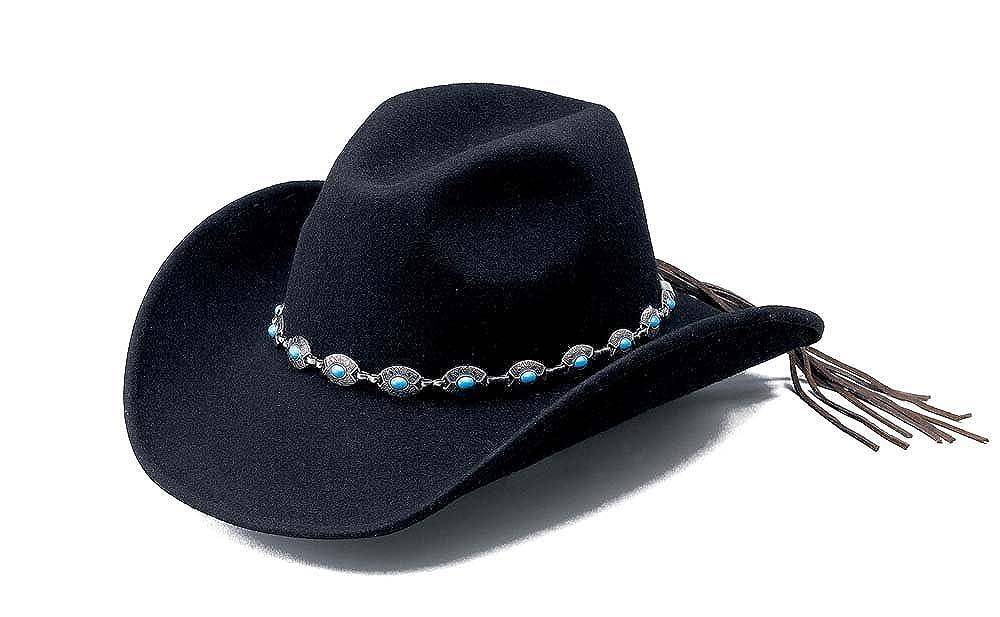 Outback Trading HAT メンズ Small ブラック B004BQ1KPS
