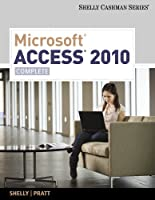 Microsoft Access 2010: Complete Front Cover