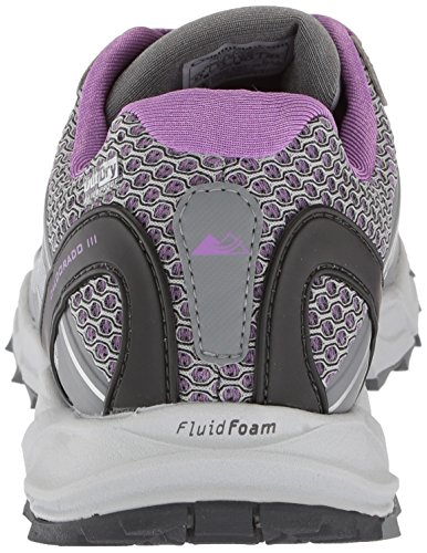 Shoes Jewel Iii 088 Trail Grey Women's Columbia Steam Outdry Running Crown Caldorado qYS7v