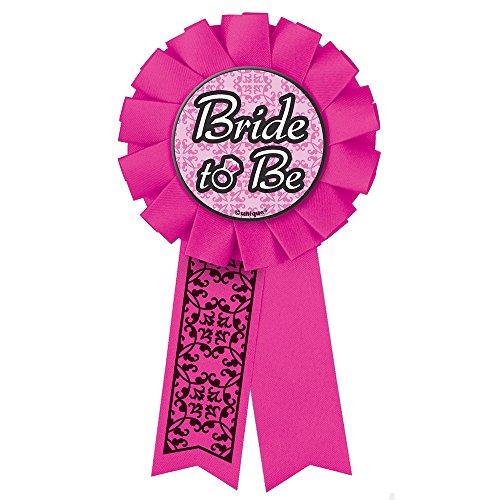 Bachelorette Party Bride Award Ribbon