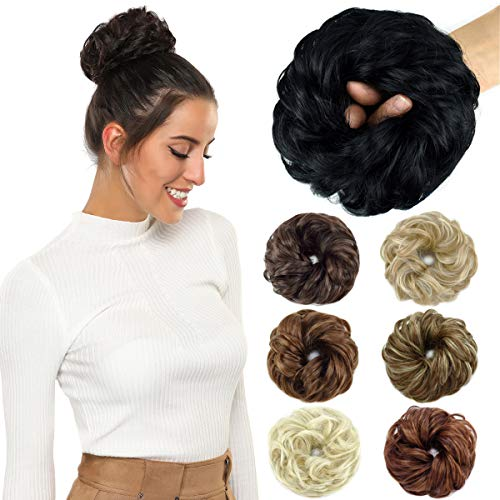 ROSEBUD Extensions Synthetic Chignon Hairpiece product image