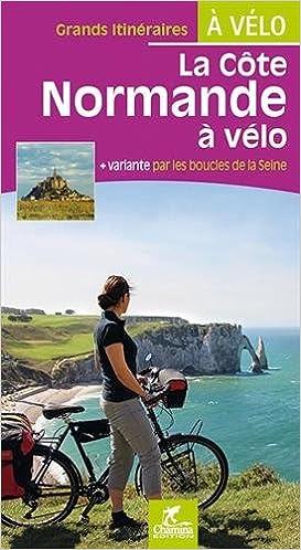 Livres gratuits LA COTE NORMANDE A VELO pdf